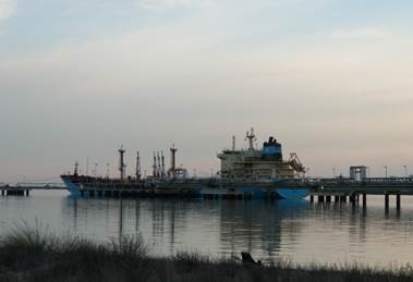 maersk tankers in spain